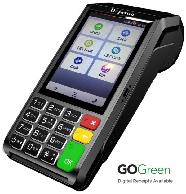 wireless card machine, mobile card payment machine